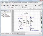 Моделирование схем в программе Multisim