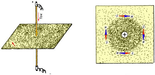 Магнитные силовые линии