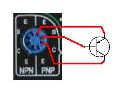 Подключение транзистора